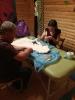 Мини мастер-класс: изготовление бубнов