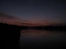 Песчаный берег Оки поздно вечером_1