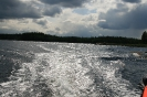 На катере по Беломорью 2013